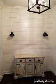 55 best shiplap and faux reclaimed wood images on pinterest home