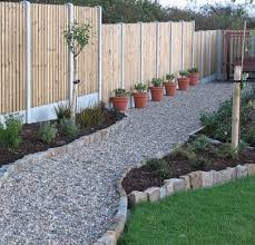 Backyard Gravel Ideas - best 25 gravel walkway ideas on pinterest white gravel hedges