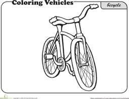 vehicle coloring pages education com