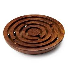 wooden labyrinth game labyrinth game maze puzzles and marble maze