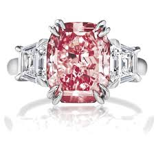 mesmerizing harry winston pink diamond engagement ring 54 for home