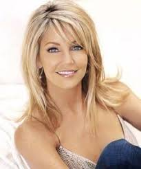 How To Cut Your Own Hair Like Suzanne Somers | long hairstyles over 50 suzanne somers layered haircut women
