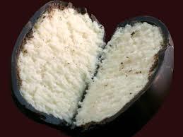 coconut eggs easter 16oz coconut egg chocolate betsy chocolates