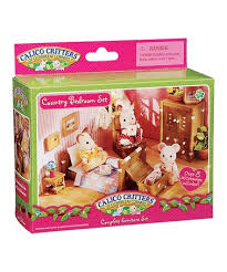 Calico Critters Bathroom Set 65 Best Calico Critters Images On Pinterest Miniature Animal