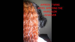 Cvs Semi Permanent Hair Color Loreal Hair Color Remover Review Wmv Youtube