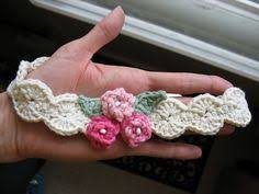 crochet headbands for babies crochet headbands for all cottageartcreations