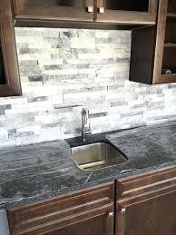 kitchen backsplash glass and stone backsplash tiles kitchen blue