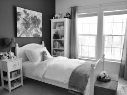 bedroom ideas for teenage guys dark gray shag rug grass green