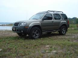 nissan frontier lowered 2003 nissan xterra information and photos zombiedrive