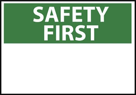 8 best images of safety notice sign template free free safety