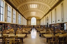 destination libraries five beautiful university reading rooms