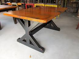 Pool Table Dining Table by Gorgeous Copper Top Table Farmhouse Inspired De Barrio Antiguo