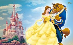 disney movie princesses belle beauty beast