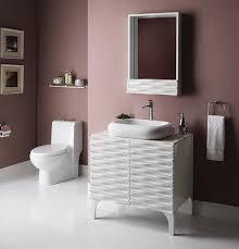 designer bathroom vanity sofa glamorous modern white bathroom vanity fresca cielo white