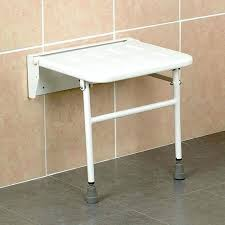 shower fold down shower bench with legs shower seats for elderly