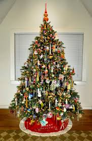 Christmas Decorations Tree Through Roof by 67 Best Holiday Christmas Trees Images On Pinterest Christmas