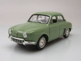 1958 renault dauphine renault dauphine 1958 grün modellauto 1 18 norev 58 95 u20ac