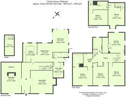 carlisle homes floor plans 5 bedroom end of terrace house for sale in bildeston suffolk ip7