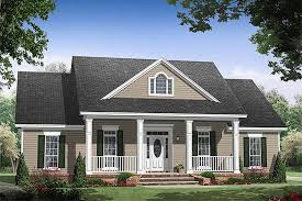 Southern Style Homes by Southern Style House Plan 3 Beds 2 50 Baths 1903 Sq Ft Plan 21 255