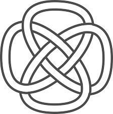astonishing celtic shamrock coloring page with celtic coloring