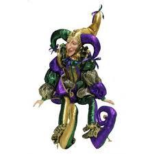 mardi gras doll 18 jester mg doll