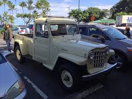 surfboard jeep truck cargo big island time