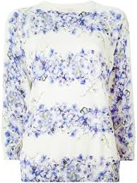 giambattista valli floral print sweater where to buy u0026 how to wear