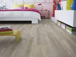 Clic Laminate Flooring Starfloor Click 50 Rovere Smoked Light Grey Pavimenti Camera