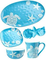 coastal dishes dinnerware coastal bright dinnerware collection on