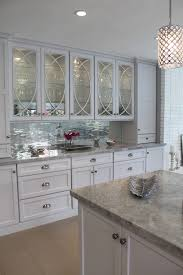 mirrored backsplash in kitchen mirrored tiles backsplash kitchen white kris jenner