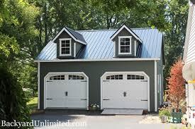 Car Garages by Garages U0026 Large Storage Multi Car Garages Backyard Unlimited