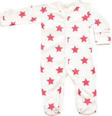 organic cotton baby clothes sleewear sleeve