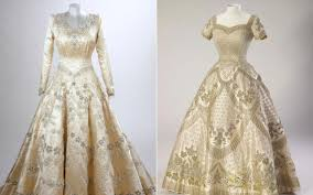 dress pic the s wedding and coronation dresses to be displayed