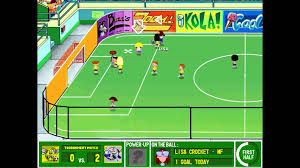 backyard soccer off the wall indoor tournament youtube