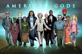 american gods 2nd first look american gods by neil gaiman