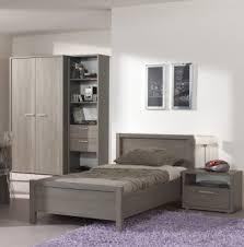 solde chambre enfant chambre enfant contemporaine coloris bouleau gris luca chambre