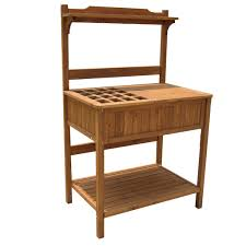 Inexpensive Potting Bench by Potting Bench And Table Ideas House Of Hawthornes