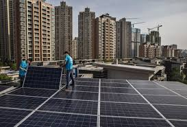 China Makes Carbon Pledge Ahead Of Climate Change China Carbon Market Helps Country Lead On Climate Change
