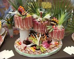 buffet mariage renard