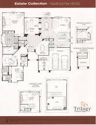 Oakwood Floor Plans by Trilogy At Redmond Ridge Estate Collection Floor Plans