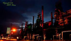 bethlehem pennsylvania christmas lights steel stacks blast furnace christmas lights 3 of 6 wit flickr