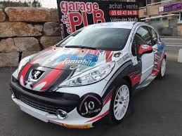 peugeot 207 rally peugeot 207 rc groupe a8 rallye garage auto plb voitures d