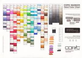 prismacolor 150 premier colored pencil chart by transientart on