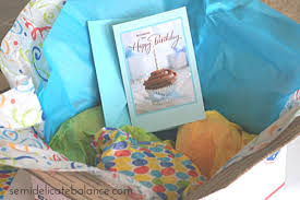 Birthday Care Package 5 Tips For Birthday Care Packages