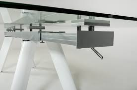 Frosted Glass Dining Room Table by Dining Tables Ikea Round Glass Table Target Dining Table Glass