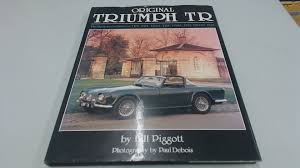 original triumph tr the restorer u0027s guide to tr2 tr3 tr3a tr4