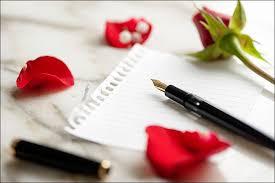sample love letters