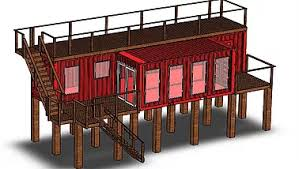 Tiny Container Homes Backcountry Containers Shipping Container Tiny Homes