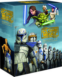star wars clone wars seasons 1 5 collector u0027s edition