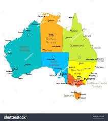 australia map capital cities map of australia and capital cities map australia capital